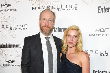 Matt Walsh Morgan Walsh Entertainment Weekly Celebrates Screen Actors Guild Award Nominees at Chateau Marmont Sponsored by Maybelline New York - Arrivals