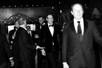 Matt Walsh Timothy Simons 24th Annual Screen Actors Guild Awards - Backstage