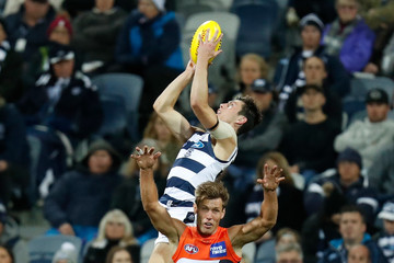 Matt de Boer AFL Rd 7 - Geelong Vs. GWS