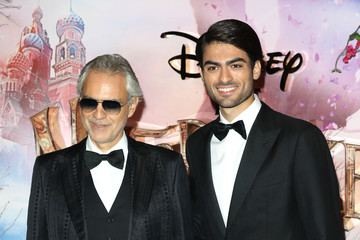 Matteo Bocelli Disney's 'The Nutcracker' European Premiere - Red Carpet Arrivals