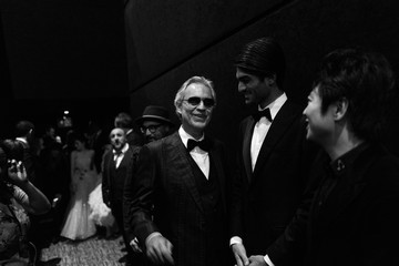 Matteo Bocelli UK Premiere Of 'The Nutcracker And The Four Realms'
