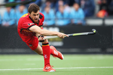 Matthew Bell Euro Hockey League - KO16