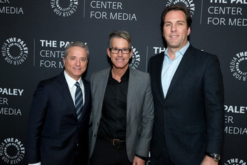 Matthew Belloni The Paley Center For Media Hosts Media Council Featuring Rick Rosen And Matthew Belloni