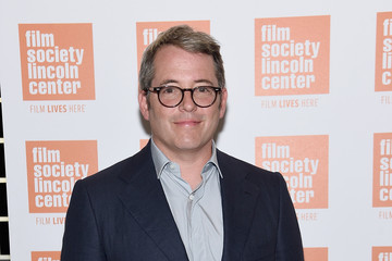 Matthew Broderick 2015 Film Society of Lincoln Center Summer Talks with 'Dirty Weekend'