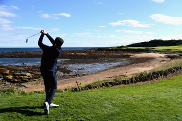 Matthew Goode Alfred Dunhill Links Championship - Day Three