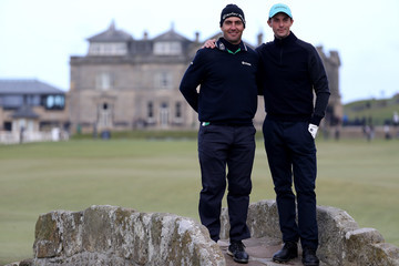 Matthew Goode Alfred Dunhill Links Championship - Day One