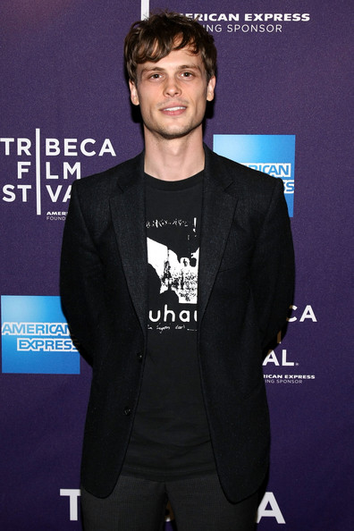matthew gray gubler pictures premiere of quotmagic valley