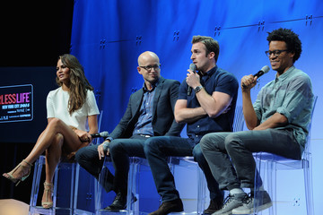 Matthew Hussey Cosmopolitan Magazine's Fun Fearless Life Conference Powered By WME Live - Day 1