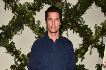 Matthew McConaughey Focus Features' 'Kubo And The Two Strings' - Photo Call