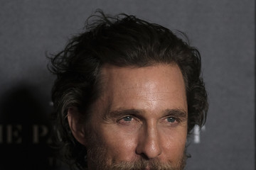 Matthew McConaughey TWC-Dimension Hosts the World Premiere of 'Gold' - Red Carpet