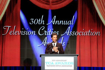 Matthew McConaughey 30th Annual Television Critics Association Awards
