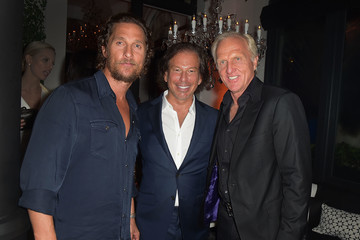 Matthew McConaughey RH West Palm Private Party