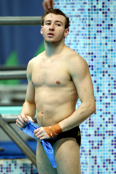 Matthew Mitcham - 19th Commonwealth Games - Day 2: Swimming
