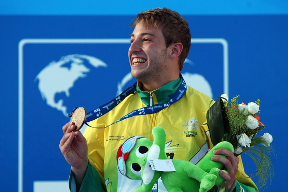 Matthew Mitcham - Day Two - 13th FINA World Championships