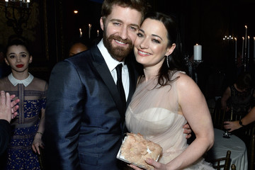 Matthew Morrison Moet & Chandon Toasts to Opening Night of Broadway's 'Finding Neverland'