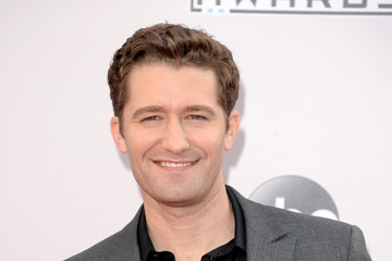 Matthew Morrison Arrivals at the American Music Awards — Part 3