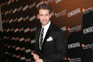 Matthew Morrison Hamilton Behind the Camera Awards
