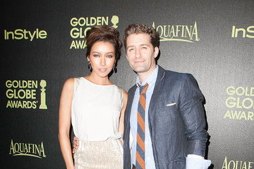 Matthew Morrison Golden Globe Award Season Celebrated — Part 2