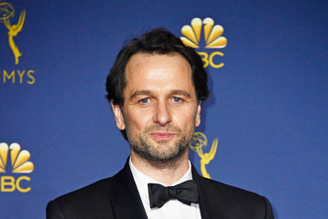 Matthew Rhys 70th Emmy Awards - Press Room