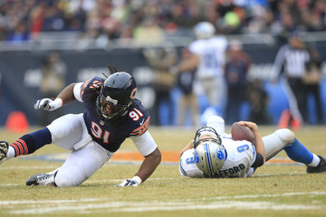 Matthew Stafford Detroit Lions v Chicago Bears