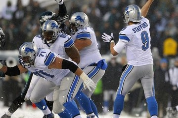 Matthew Stafford Detroit Lions v Philadelphia Eagles