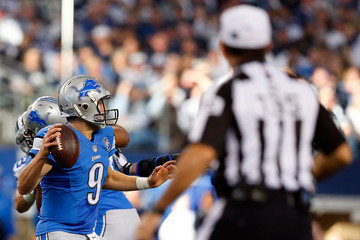 Matthew Stafford Wild Card Playoffs - Detroit Lions v Dallas Cowboys