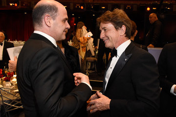 Matthew Weiner 43rd AFI Life Achievement Award Honoring Steve Martin - Backstage And Audience