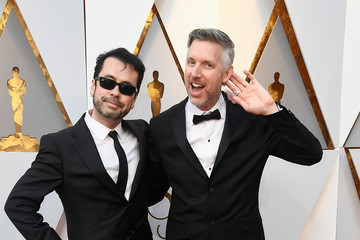 Matthew Wood 90th Annual Academy Awards - Arrivals