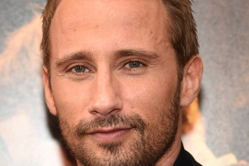 Matthias Schoenaerts 'Far From The Madding Crowd' New York Special Screening