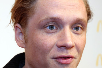 Matthias Schweighoefer McDonald's Flagship Restaurant Re-Opening In Frankfurt/Main