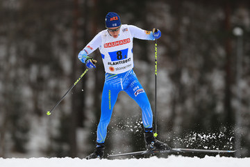 Matti Heikkinen Men's Cross Country Relay - FIS Nordic World Ski Championships