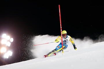 Mattias Hargin Audi FIS Alpine Ski World Cup - Men's Slalom