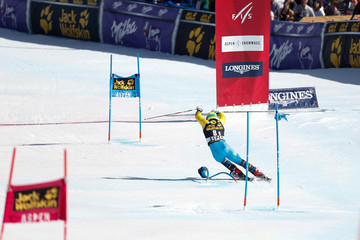 Mattias Hargin Audi FIS Alpine Ski World Cup - Men's and Women's Team Event
