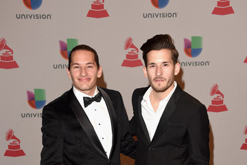 Mauricio Alberto Montaner Green Carpet Arrivals at the Latin Grammy Awards  — Part 2