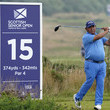 Mauricio Molina Scottish Senior Open Hosted By Paul Lawrie - Day One
