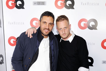 Mauricio Umansky GQ Super Bowl Party 2014 Sponsored By Patron Tequila, Van Heusen, And Miller Fortune - Arrivals