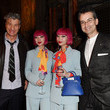 Maurizio Cattelan Vogue Yoox Challenge - The Future Of Responsible Fashion Dinner Event