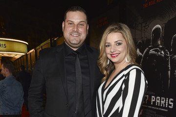 Max Adler Premiere of Warner Bros. Pictures' 'The 15:17 to Paris' - Red Carpet