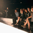 Max Azria Herve Leger by Max Azria - Front Row - Spring 2016 New York Fashion Week: The Shows