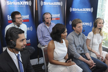 Max Borenstein SiriusXM's Entertainment Weekly Radio Channel Broadcasts From Comic-Con 2015