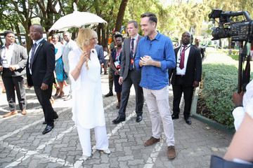 Max Foster The Prince Of Wales And Duchess Of Cornwall Visit Ghana