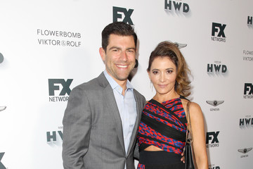 Max Greenfield FX Networks Celebrates Their Emmy Nominees in Partnership With Vanity Fair