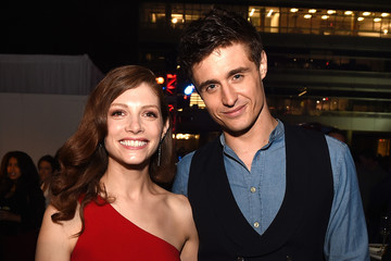 Max Irons Premiere Of AT&T Audience Network's 'Condor' - After Party