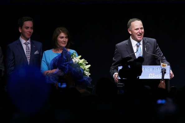 John Key Elected 39th Prime Minister Of New Zealand