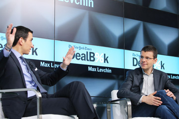 Max Levchin The New York Times 2015 DealBook Conference