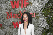 Cynthia Addai-Robinson attends the 2019 Women In Film Max Mara Face Of The Future, celebrating Elizabeth Debicki, at Chateau Marmont on June 11, 2019 in Los Angeles, California.
