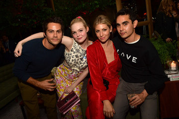 Max Minghella 2018 HFPA And InStyle's TIFF Celebration