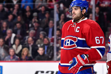 Max Pacioretty New York Rangers v Montreal Canadiens - Game Five