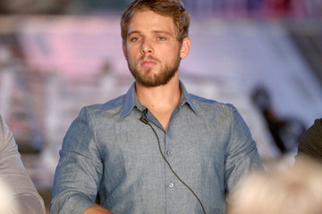 Max Thieriot 2017 Summer TCA Tour - Day 8