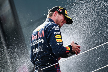 Max Verstappen European Best Pictures Of The Day - July 05